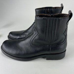 BASS Vintage Classic LASSO Mens Leather Boots 9.5M